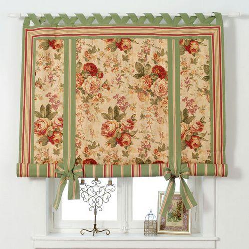 Ткань для римских штор своими руками